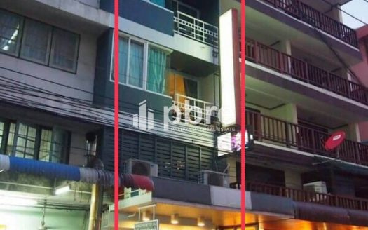 Shop House 5 Storey For Sale In Jomtien, Pattaya Bay Real Estate