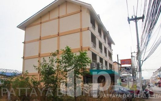 Double Shop House For Sale In Pattaya East, Pattaya Bay Real Estate