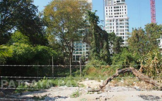 Land For Sale Cosy Beach Pratumnak, Pattaya Bay Real Estate