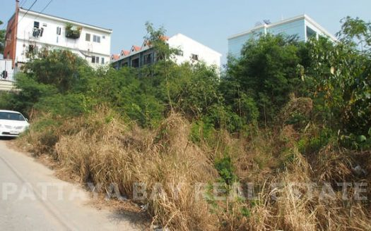 Large Land Plot For Sale in Pratumnak, Pattaya, Pattaya Bay Real Estate
