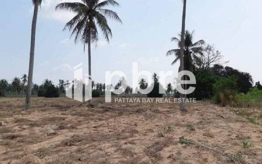 ขายที่ดินแปลงสวย ห้วยใหญ่, Pattaya Bay Real Estate