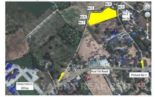 Land For Sale Huay Yai, Pattaya Bay Real Estate