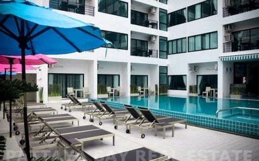 45 Bed Hotel For Sale In Jomtien Beach, Pattaya Bay Real Estate