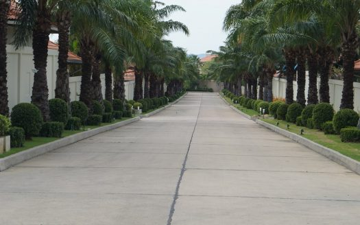 Land For Sale Majestic Villas Pratumnak, Pattaya Bay Real Estate
