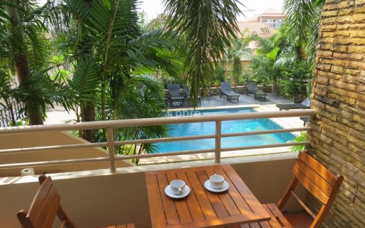 公寓出租 Executive Residence 2 Apartment 帕山, Pattaya Bay Real Estate
