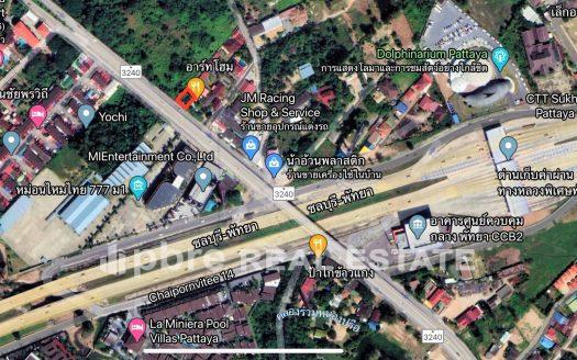 ขายที่ดิน 200 ตารางวา หนองปลาไหล, Pattaya Bay Real Estate
