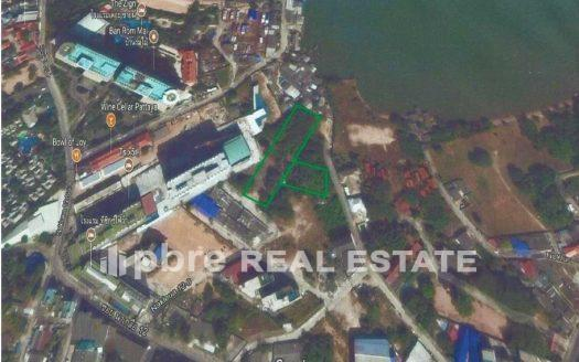 ขายที่ดินแปลงสวย นาเกลือ พัทยาเหนือ, Pattaya Bay Real Estate