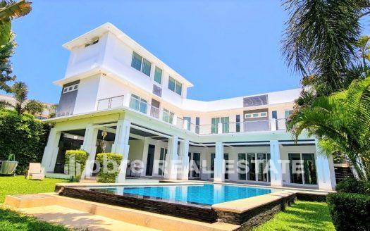 6 Bedroom Palm Oasis Villa For Sale in Pattaya, Pattaya Bay Real Estate