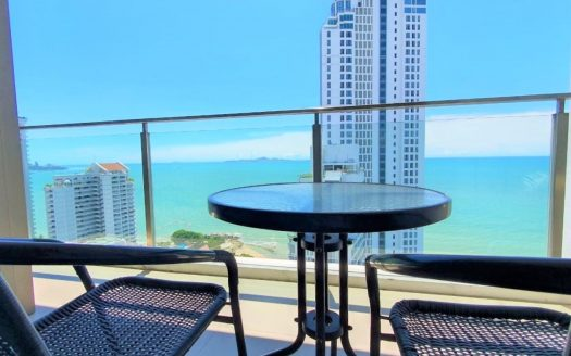 Baan Plai Haad With Sea View Condo For Sale, Pattaya Bay Real Estate