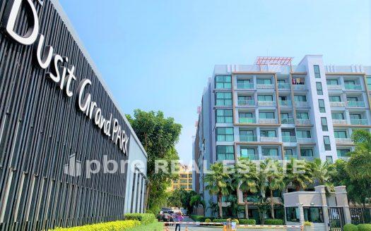 Dusit Grand Park Condo For Rent, Pattaya Bay Real Estate