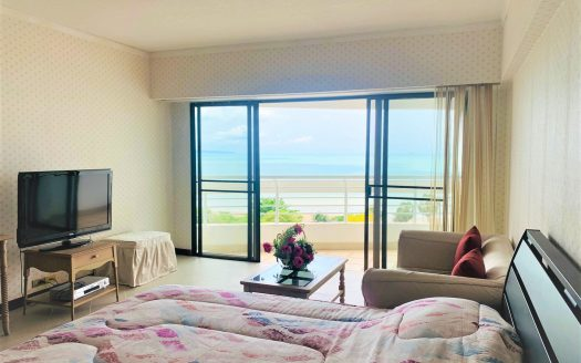 Metro Jomtien Condo With Sea view For Sale, Pattaya Bay Real Estate