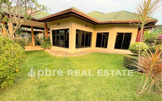 SP Village 3 House For Rent, Pattaya Bay Real Estate