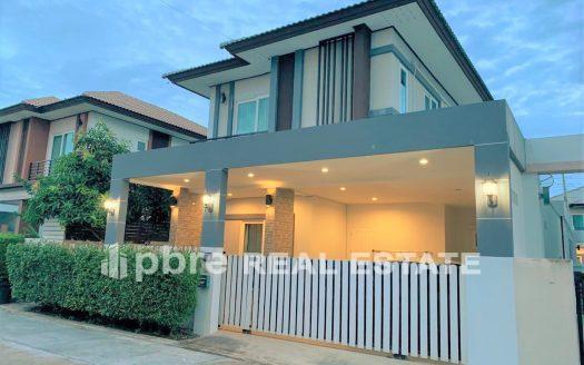 ขายบ้านเดี่ยว ภัททรา วิลล์ พัทยา, Pattaya Bay Real Estate