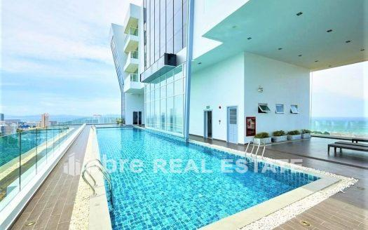 公寓出售 The Vision Condo 帕山, Pattaya Bay Real Estate