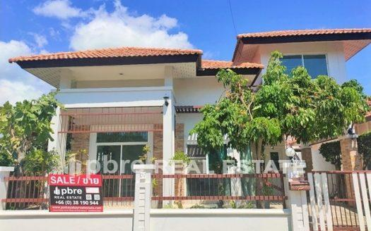 TW Garden Hill House For Sale in Pattaya, Pattaya Bay Real Estate