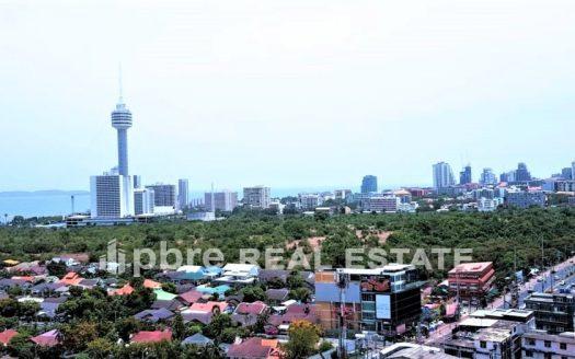 ขายคอนโด 1 ห้องนอน วิวทะเล2 จอมเทียน, Pattaya Bay Real Estate