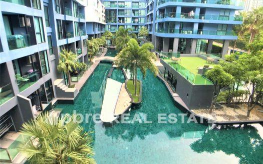 ให้เช่าคอนโด อควา คอนโด จอมเทียน, Pattaya Bay Real Estate