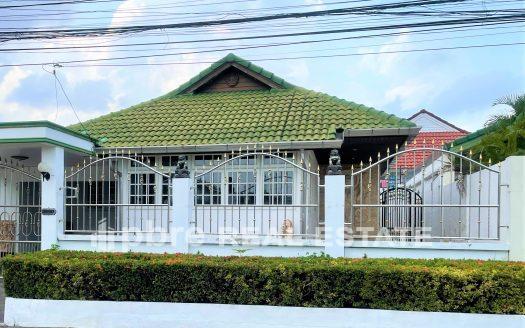 Suwattana Garden House For Rent, Pattaya Bay Real Estate