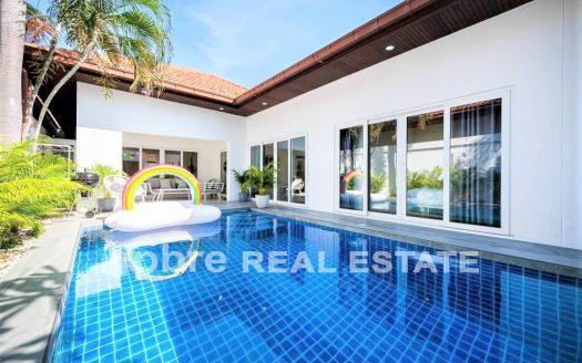 พลูวิลล่าให้เช่า มาเจสติค เรสซิเด้นซ์, Pattaya Bay Real Estate