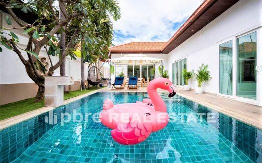 พูลวิลล่าให้เช่า มาเจสติค เรสซิเด้น, Pattaya Bay Real Estate