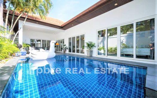 พลูวิลล่าให้เช่า มาเจสติค เรสซิเด้น, Pattaya Bay Real Estate