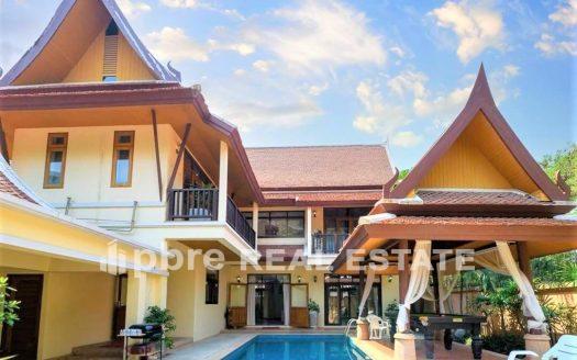 Midas Pool Villa For Rent in Pattaya, Pattaya Bay Real Estate