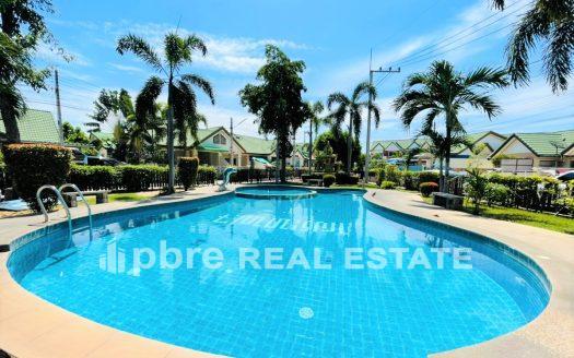 Pornthep 7 Garden Home House for sale, Pattaya Bay Real Estate