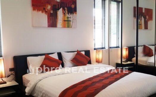 东芭堤雅出租现代泳池别墅, Pattaya Bay Real Estate