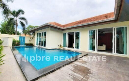东芭堤雅出售私人泳池别墅, Pattaya Bay Real Estate
