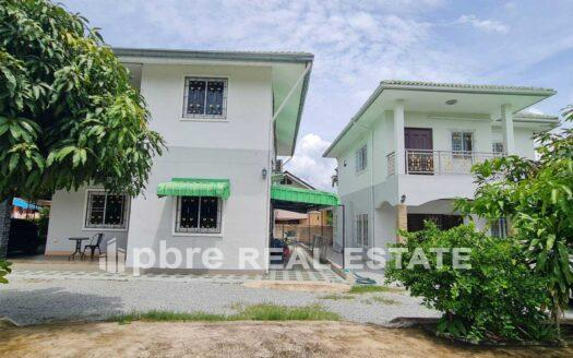 Double Houses for Rent in East Pattaya, Pattaya Bay Real Estate