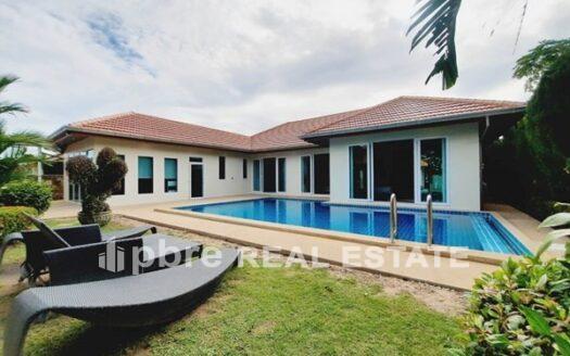 东芭堤雅出售现代风格泳池别墅, Pattaya Bay Real Estate