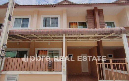 Town House for Rent in East Pattaya, Pattaya Bay Real Estate