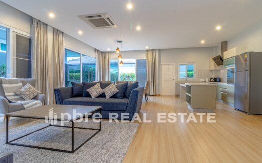 Single Storey House for Sale in Huay Yai, Pattaya Bay Real Estate