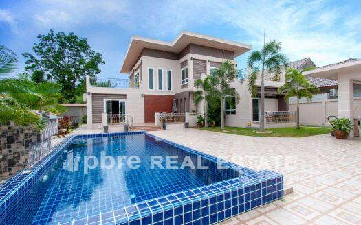 Nice Private House for Sale in Bang Saray, Pattaya Bay Real Estate