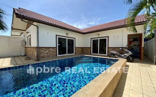 Private Pool 2 Bedrooms House for Sale, Pattaya Bay Real Estate