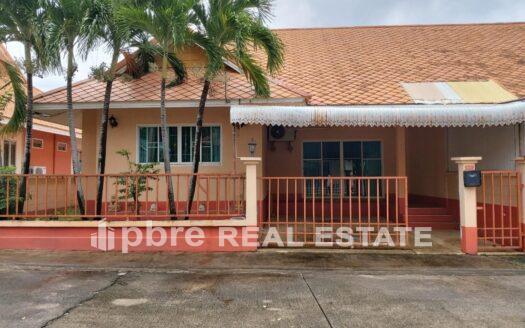 中天出租部分家具的房子, Pattaya Bay Real Estate