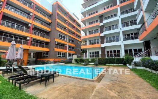 Studio New Nordic Condo Pratumnak 出售, Pattaya Bay Real Estate