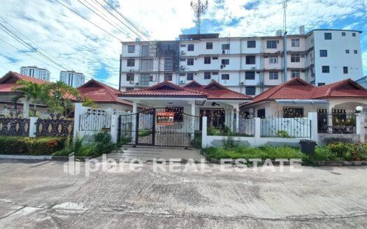 1 Story Modern House for Rent in Jomtien, Pattaya Bay Real Estate