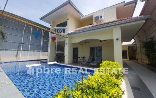 7 Bedrooms house with Private Pool for Rent, Pattaya Bay Real Estate