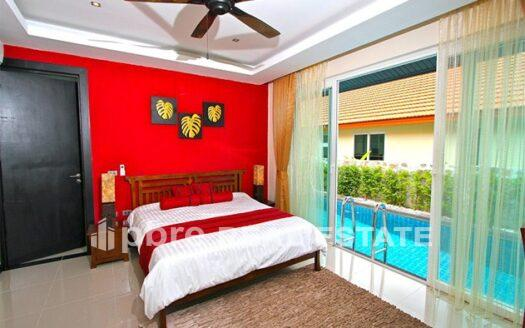 东芭堤雅私人泳池别墅出租, Pattaya Bay Real Estate