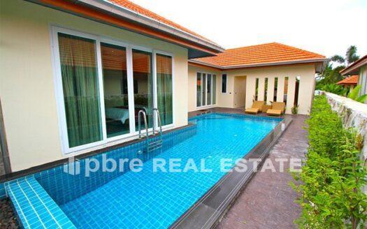 东芭堤雅私人泳池别墅出售, Pattaya Bay Real Estate